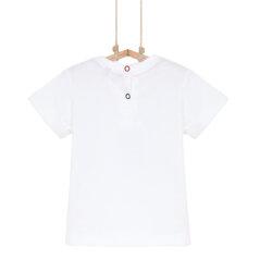 T-Shirt ALVIN Weiß 80