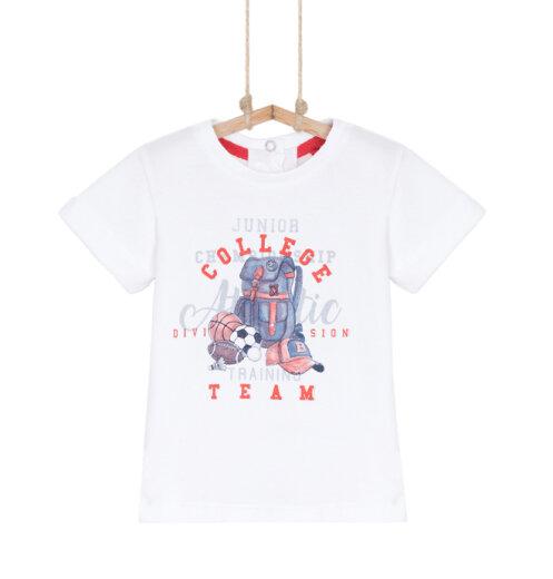 T-Shirt ALVIN Weiß 98