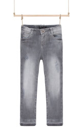 Jeans JOVANA Grau 116/122