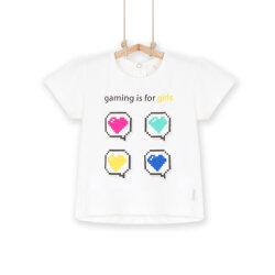 T-Shirt HELGA Creme
