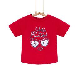 T-Shirt VASILIA Rot